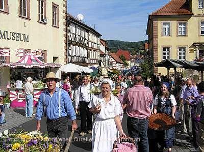 Rhöner Wirtefest Tann (Rhön)